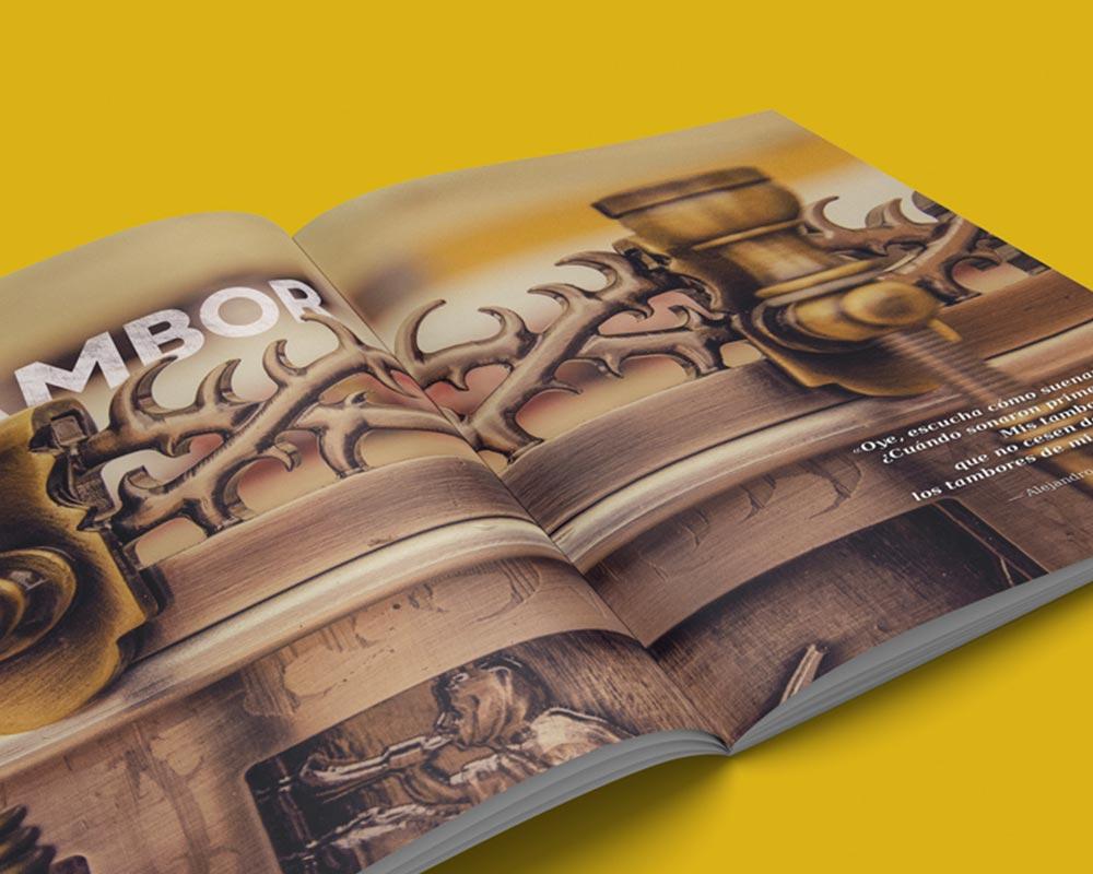 Impresión revistas