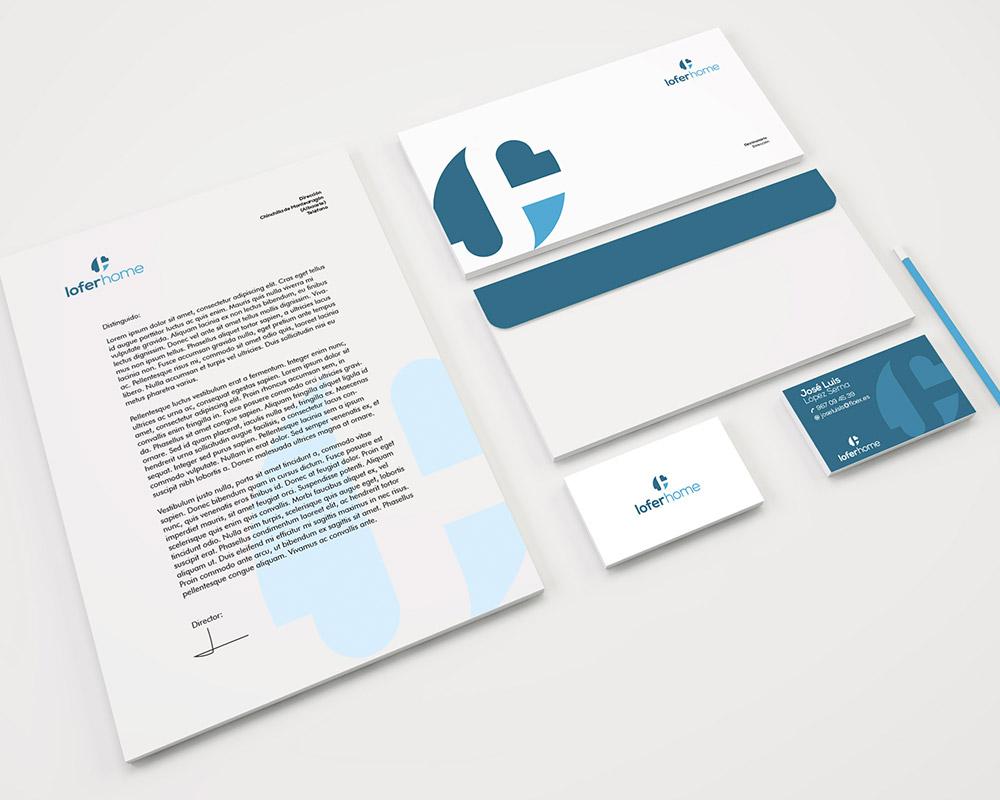 imprenta pequeño formato lofer papeleria Videon comunicacion-