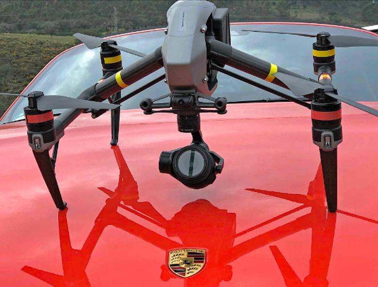 videón productora audiovisual drone